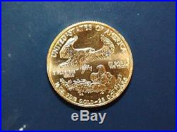 1990 One Half Ounce GOLD AMERICAN EAGLE BETTER DATE $25 Coin PRICED TO SELL