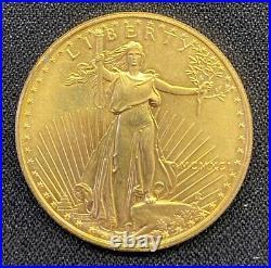 1991 $50 Gold American Eagle (1 Ounce)