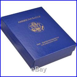 1997-W American Gold Eagle Proof (1/10 oz) $5 in OGP