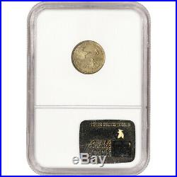 2000 American Gold Eagle 1/10 oz $5 NGC MS69