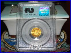 2001 1 of 1440 Gold and Silver Eagle Set PCGS WTC World Trade Center 911