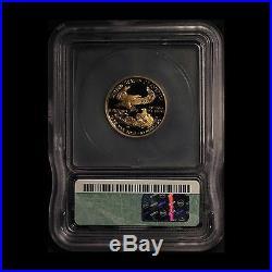 2002-W $10 Proof American Gold Eagle ICG PR70 Free Shipping USA
