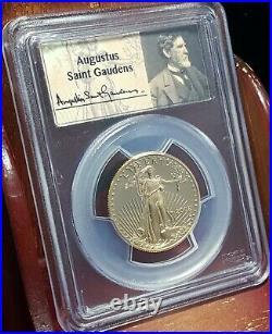 2002 W $25 Gold Eagle PCGS Deep Cameo Proof 70 Saint Gaudens Signature