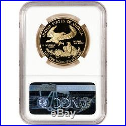 2006-W American Gold Eagle Proof 1 oz $50 NGC PF70 UCAM
