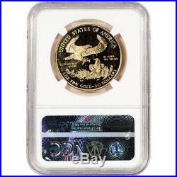 2006-W American Gold Eagle Proof 1 oz $50 NGC PF70 UCAM St Gaudens Label