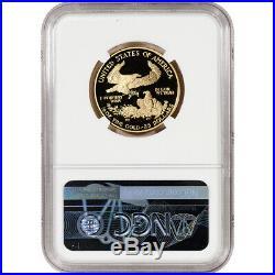 2008-W American Gold Eagle Proof 1/2 oz $25 NGC PF69 UCAM