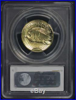 2009 Ultra High Relief $20 Gold Double Eagle PCGS MS-69PL UHR