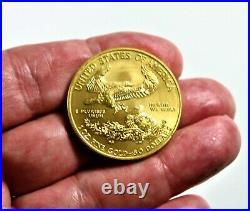2010 $50 Gold Saint-Gaudens (1 oz) BU