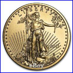 2011 1/4 oz Gold American Eagle BU SKU #59148