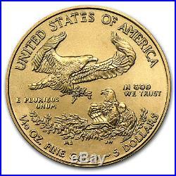 2012 1/10 oz Gold American Eagle BU SKU #65083