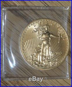 2012 1/2 oz Gold American Eagle Coin