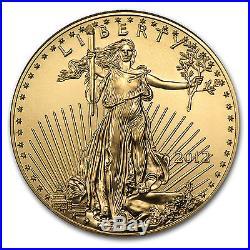 2012 1 oz Gold American Eagle BU SKU #65079