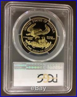 2012-W Gold American Eagle 1 oz PCGS PR70DCAM