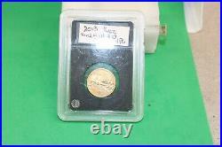 2013 10$ TEN Dollar Gold American Liberty Coin 1/4 Ounce Liberty