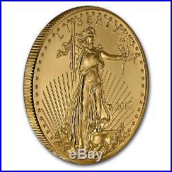 2013 1/4 oz Gold American Eagle BU SKU #71274