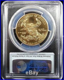 2015 1 oz Gold American Eagle PCGS MS-70