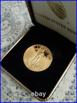 2017 American Eagle Gold 1 oz Proof Coin