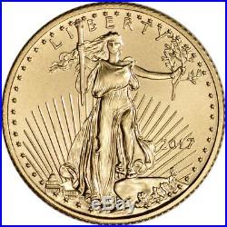 2017 American Gold Eagle 1/10 oz $5 NGC MS70 Gold Label Black Core