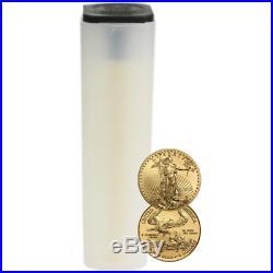 2018 $5 American Gold Eagle 1/10 oz Brilliant Uncirculated