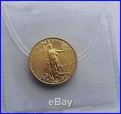 2019 American Eagle 1/10oz Gold Coin