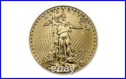 2020 1 oz Gold American Eagle Coin Brilliant Uncirculated