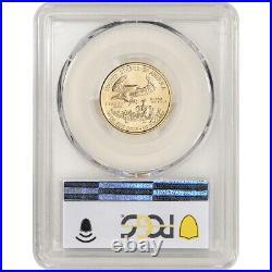 2020 American Gold Eagle 1/4 oz $10 PCGS MS69 Gold Shield Label