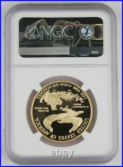2020 W WWII 75th Anniversary American 1 Oz Gold Eagle V75 NGC PF70 UC ER IN Hand