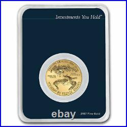 2021 1/2 oz American Gold Eagle (MD Premier + PCGS FirstStrike) SKU#218709