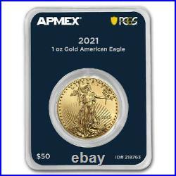2021 1 oz American Gold Eagle (MD Premier + PCGS FirstStrike) SKU#218763
