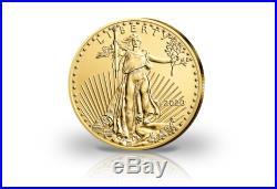 American Eagle 1/10 oz Gold 2020 USA