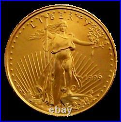 ++ American Eagle 1/10oz Gold 5 Dollar ++