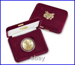 American Eagle 2021 One-Half Ounce Gold Proof Coin 1/2 oz 21EC UNOPENED IN HAND