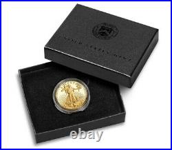 American Eagle 2021 One-Half Ounce Gold Proof Coin 21ECN Confirmed Order US Mint