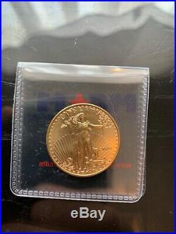 Gold 1/2 Oz American Eagle Coin 2019