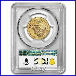 Pre-Sale 2021 1/2 oz American Gold Eagle MS-70 PCGS (FDI, Type 2)